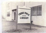 Photo Of 1st Friona Public Library Building
